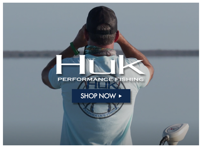 Shop Huk Performance Fishing Apparel & Gear