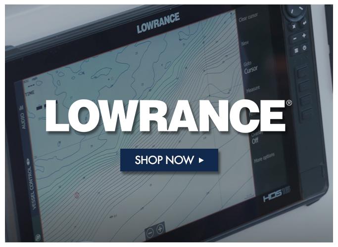 Shop Lowrance Marine Electronics, Fishfinders & Navigation