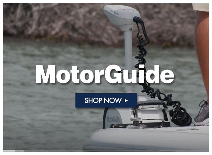 Shop MotorGuide Trolling Motors & Electronics