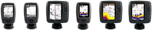 Garmin echo Comparison Chart