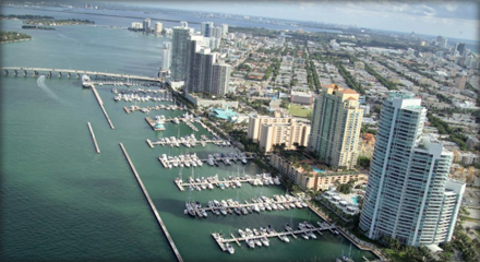 Navionics Platinum Miami Port Photo