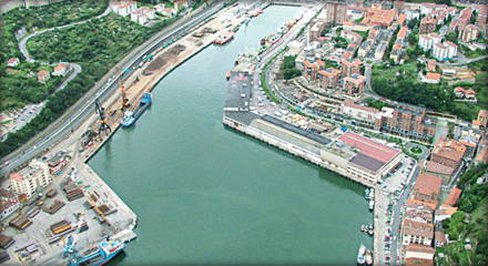 Navionics Platinum Aerial View